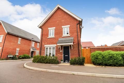 2 bedroom semi-detached house to rent - Bede Walk, Great Denham, Bedford