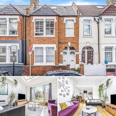 2 bedroom maisonette for sale - Pevensey Road, Tooting