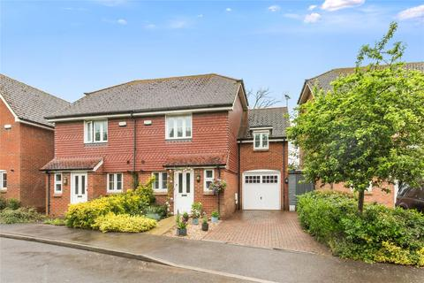 3 bedroom semi-detached house for sale - Meadow View, Sayers Common, Hassocks, West Sussex, BN6