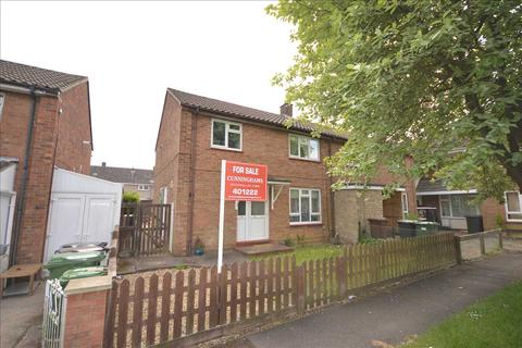 3 bedroom end of terrace house for sale - Caythorpe Square, CORBY