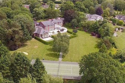 8 bedroom detached house for sale - Oak Road, Mottram St Andrew, Cheshire, SK10