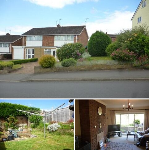 3 bedroom semi-detached house for sale - WOODS LANE, QUARRY BANK, BRIERLEY HILL DY5