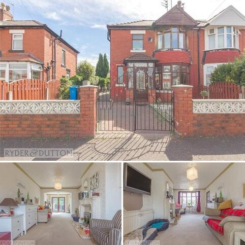 3 bedroom semi-detached house for sale - Southerly Crescent, New Moston, Manchester, Greater Manchester, M40