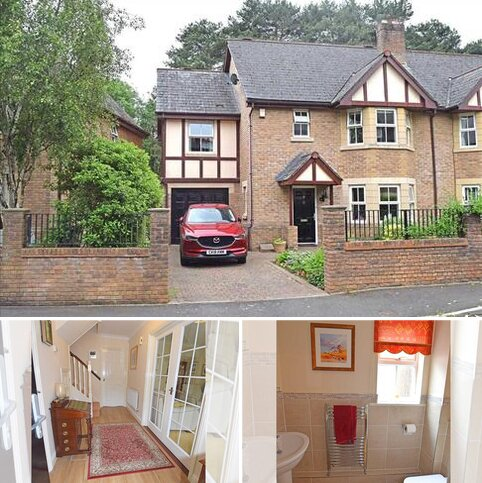 4 bedroom semi-detached house for sale - NANT Y WEDAL, HEATH, CARDIFF
