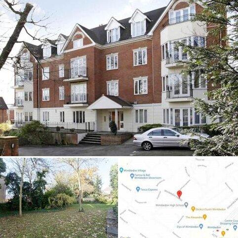 3 bedroom penthouse to rent - 84-86 Wimbledon Hill Road, Wimbledon, SW19