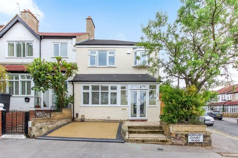 3 bedroom end of terrace house for sale - Norbury Court Road, Norbury, SW16