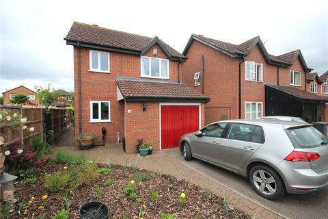 3 bedroom detached house for sale - Beck Close, Ruskington, Sleaford, NG34