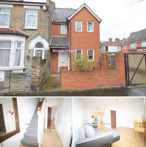 2 bedroom end of terrace house to rent - Altmore Avenue, East Ham, E6