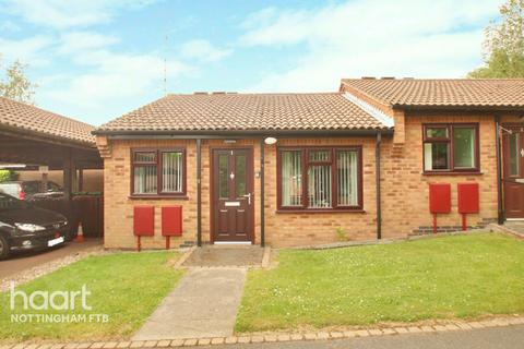 2 bedroom bungalow for sale - Lilac Close, Strelley