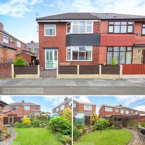 3 bedroom semi-detached house for sale - Jasmine Avenue, Droylsden, Manchester, M43