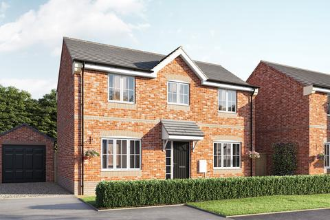 4 bedroom detached house for sale - Plot 9, Kingston at Marquis Gardens, Marquis Road, Queensway, Old Dalby, Leicestershire LE14