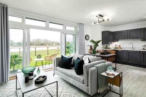 2 bedroom flat for sale - The Wharf at Water's Edge, Mytchett Road, Nr Camberley, Surrey, GU16 6AF