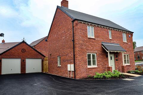 4 bedroom detached house for sale - 38 Blakenhall Drive, Lutterworth LE17 4DN
