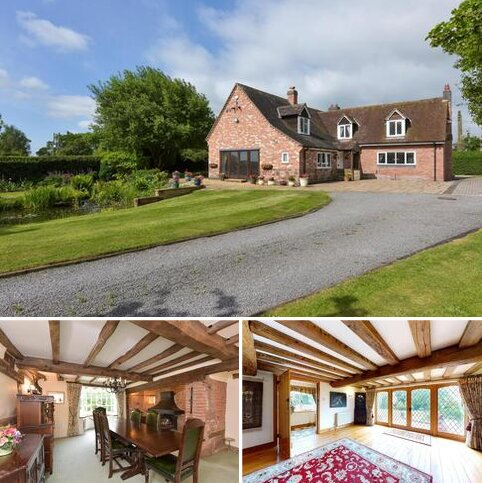 4 bedroom detached house for sale - Levedale, Stafford, Staffordshire, ST18