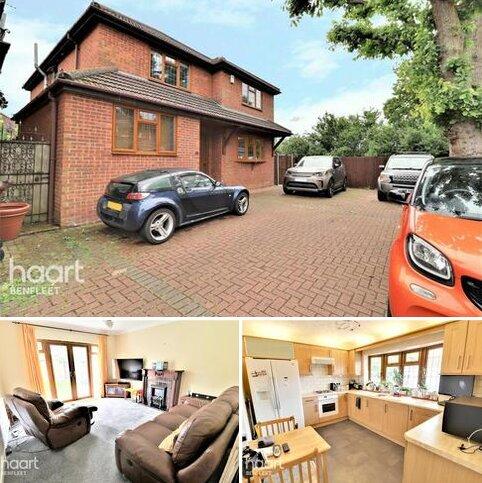 4 bedroom detached house for sale - Saxonville, Benfleet