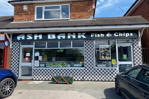 Takeaway for sale - Leasehold Fish & Chip Takeaway Located In Stoke on Trent
