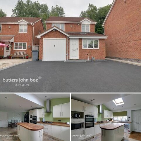3 bedroom detached house for sale - Hawksmoor Close, Stoke-On-Trent