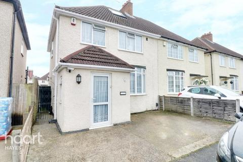 3 bedroom semi-detached house for sale - Saxony Parade, Hayes