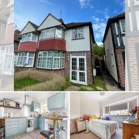 3 bedroom semi-detached house to rent - Jevington way, Lewisham, London SE12