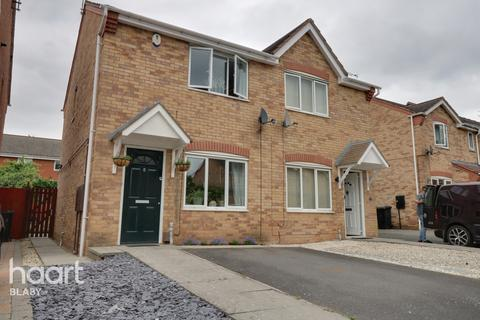 2 bedroom semi-detached house for sale - Autumn Road, Leicester