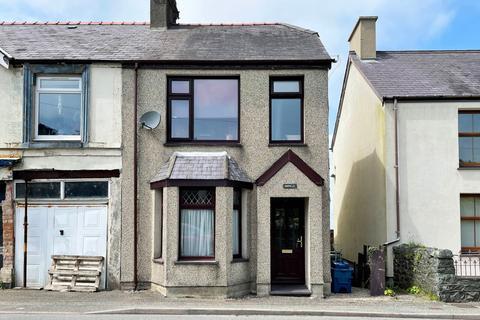3 bedroom semi-detached house for sale - Carmel, Caernarfon, Gwynedd, LL54