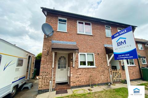 2 bedroom end of terrace house for sale - Smith Avenue, Thurmaston, LE4