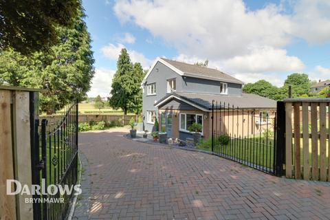 4 bedroom detached house for sale - Warwick Road, Brynmawr