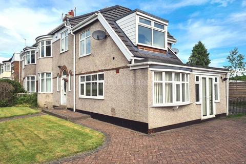 5 bedroom semi-detached house to rent - St Nicholas Drive, Durham