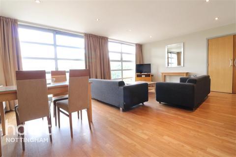 2 bedroom flat to rent - Belward Street, NG1