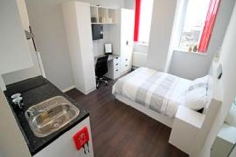 Studio to rent - 76 Milton Street Apartment 506, Victoria House, NOTTINGHAM NG1 3RB