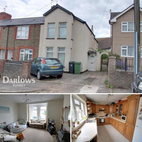 3 bedroom end of terrace house for sale - The Grove, Cardiff