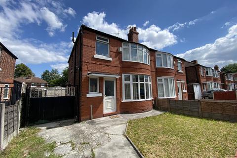 4 bedroom semi-detached house to rent - Brentbridge Road, Manchester, M14 6AS