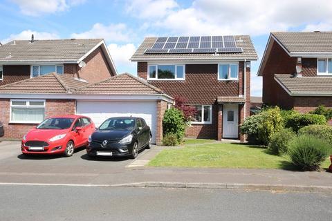 4 bedroom link detached house for sale - Jessop Road, Rogerstone, Newport. NP10 0BS
