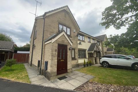 2 bedroom semi-detached house to rent - Goodacre , Hyde , SK14 4UU