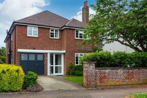 4 bedroom detached house for sale - Linkside Avenue, Oxford, Oxfordshire