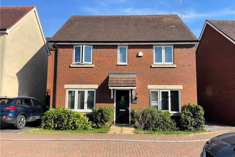 4 bedroom detached house for sale - Skye Crescent, Newton Leys, Bletchley, Milton Keynes, MK3