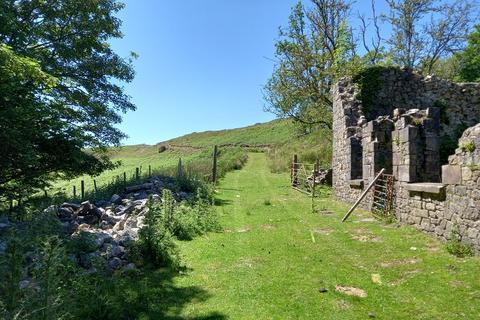 Land for sale - Ystradowen, Cwmllynfell, Swansea.