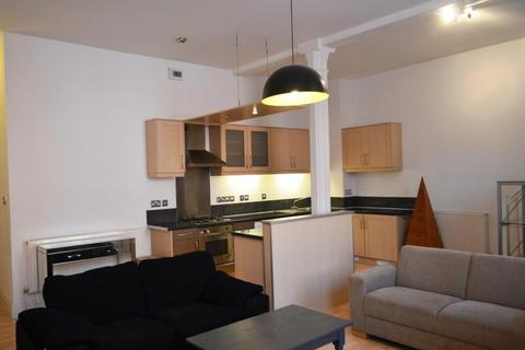 2 bedroom flat to rent - The Mills Building, Plumptre Street, The Lace Market, Nottingham, NG1 1JL