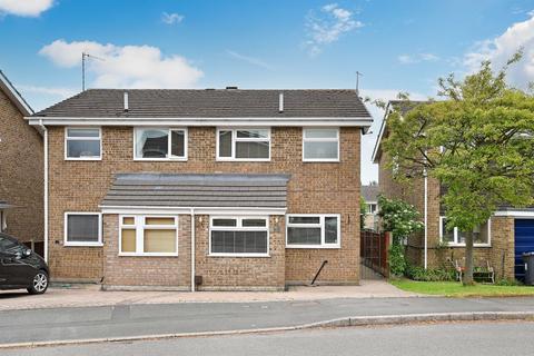 3 bedroom semi-detached house for sale - Buttermere Drive, Dronfield Woodhouse, Dronfield, Derbyshire, S18 8PX