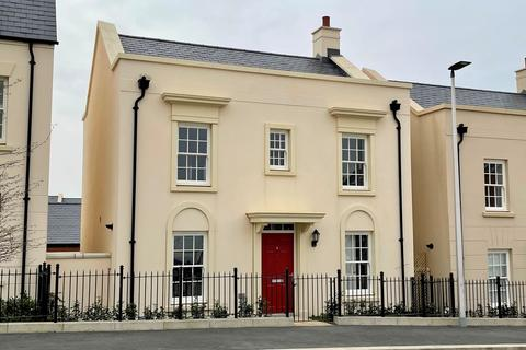 4 bedroom detached house for sale - The Bovisand, Sherford