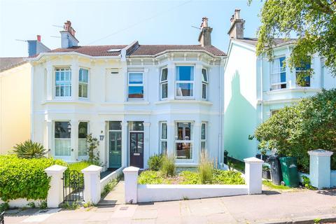 3 bedroom semi-detached house for sale - Waldegrave Road, Brighton, BN1