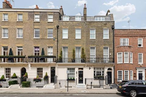 5 bedroom terraced house to rent - Chapel Street, SW1X