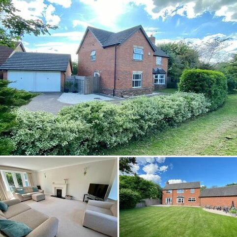 4 bedroom detached house for sale - Westfield Green, Tockwith, York