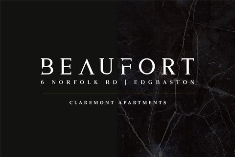 1 bedroom apartment for sale - Beaufort, Norfolk Road, Edgbaston, Birmingham, B15