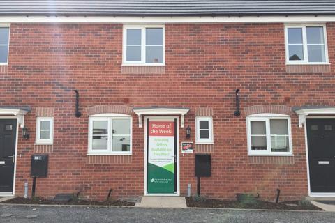 2 bedroom townhouse to rent - Bingley Crescent, Kirkby In Ashfield