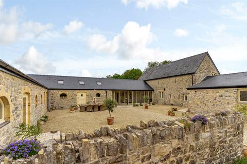 5 bedroom equestrian property for sale - Llanmaes, Llantwit Major, Vale Of Glamorgan, CF61