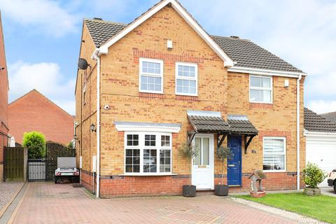 3 bedroom semi-detached house for sale - Cherry Tree Drive, Duckmanton, Chesterfield