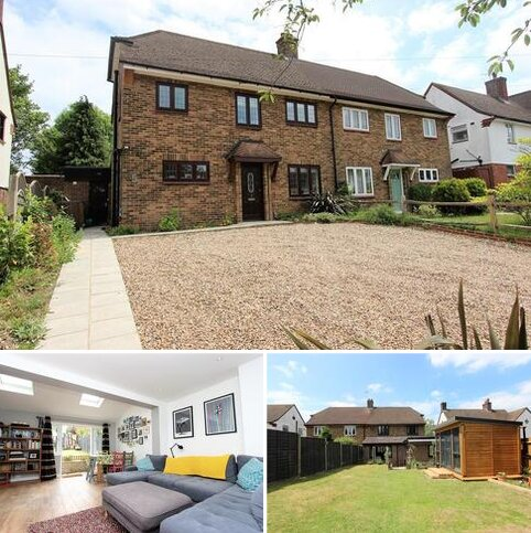 3 bedroom semi-detached house for sale - Upland Way, Epsom
