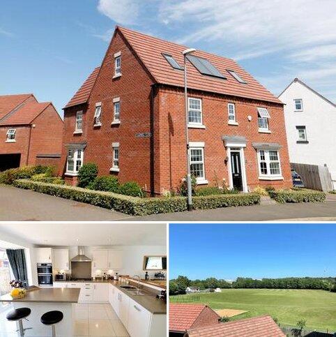 5 bedroom detached house for sale - Flora Grove, Ashby-de-la-Zouch