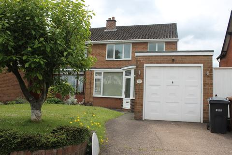 3 bedroom semi-detached house to rent - Longmore Road, Shirley